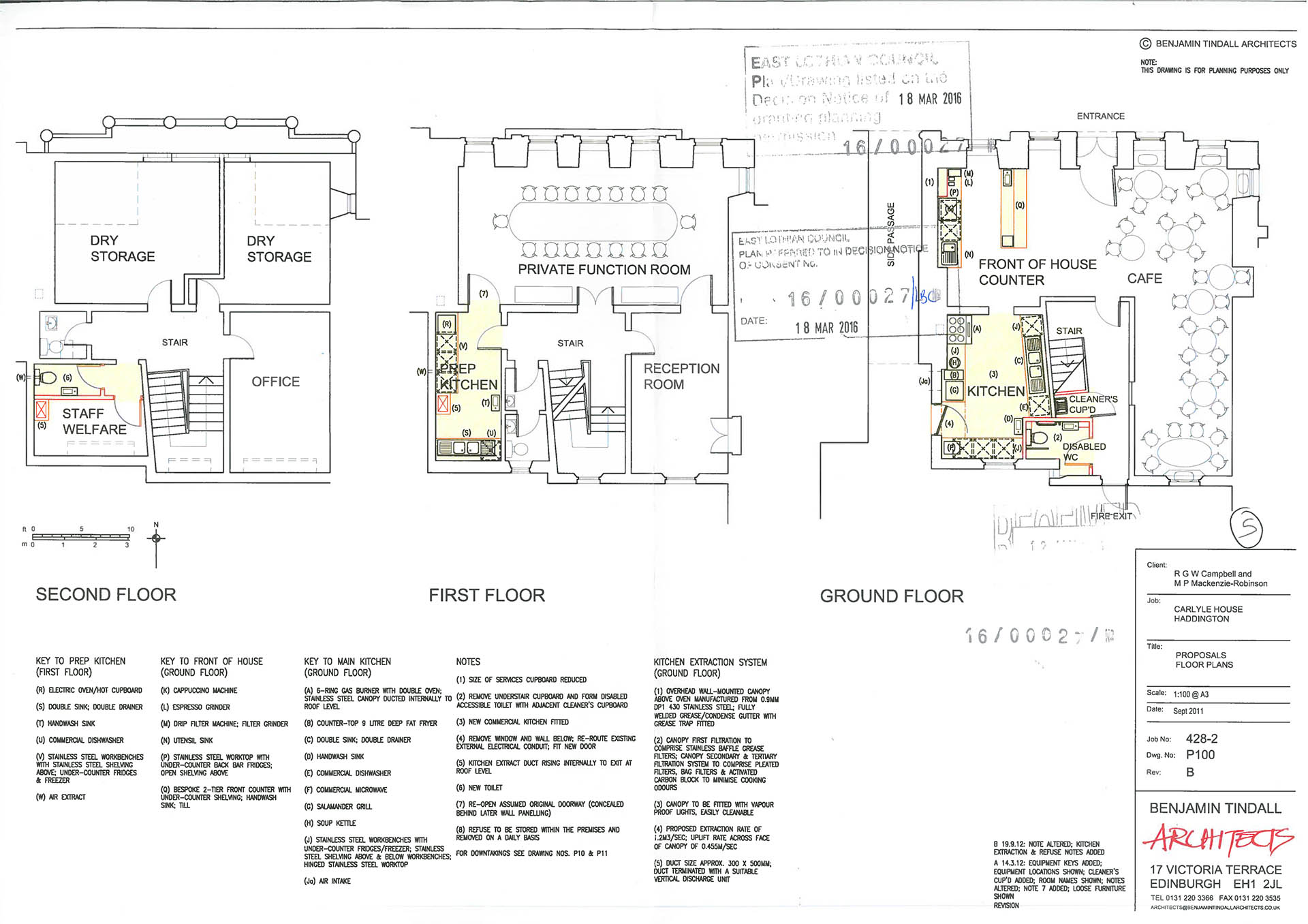 Carlyle House Plan
