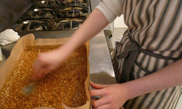 making traybake